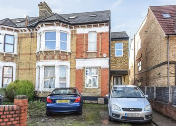 Thumbnail 2 bedroom flat for sale in Bensham Manor Road, Thornton Heath