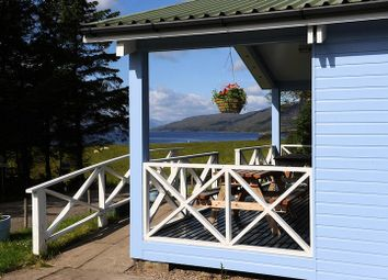 Thumbnail Restaurant/cafe for sale in Kishorn Seafood Bar, Kishorn, Strathcarron, Ross-Shire
