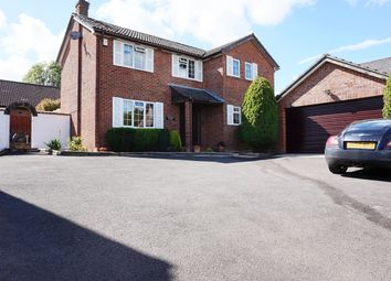 Thumbnail 4 bed detached house for sale in Tidworth Road, Allington, Salisbury