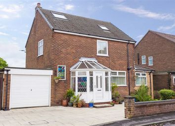 Thumbnail 4 bed detached house for sale in Greenbank Avenue, Billinge