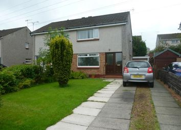 Thumbnail 2 bed semi-detached house to rent in 42 Calside Road, Dumfries