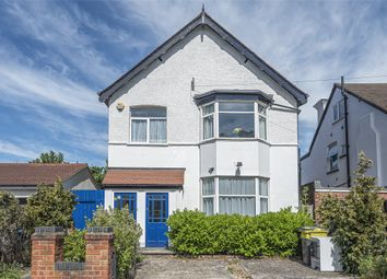 Thumbnail 4 bedroom detached house for sale in Purley Park Road, Purley, Surrey