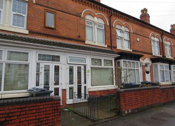 Thumbnail 2 bed terraced house for sale in The Broadway, Handsworth, Birmingham
