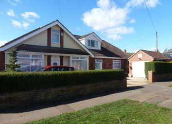 Thumbnail 3 bed property for sale in Fulbridge Road, Werrington, Peterborough