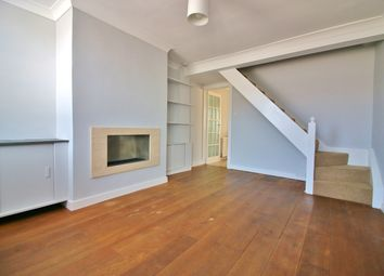Between Streets, Cobham KT11. 2 bed terraced house