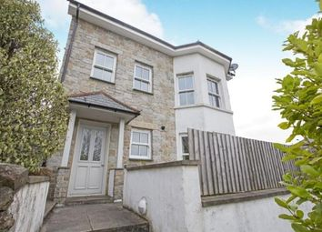 Thumbnail 2 bed flat for sale in Clinton Road, Redruth, Cornwall