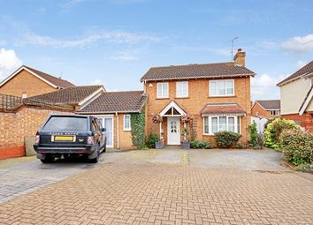 Thumbnail 4 bed detached house for sale in Martins Drive, Hertford