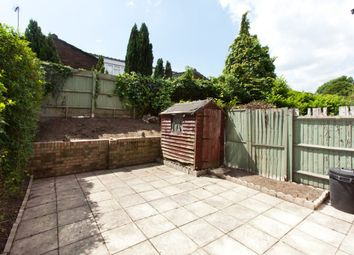 Thumbnail 2 bedroom maisonette to rent in Conistone Way, London