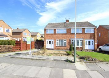 Thumbnail 3 bed semi-detached house to rent in Wilton Drive, Darlington