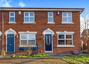 Thumbnail 2 bed terraced house to rent in Whinsands Close, Fulwood, Preston