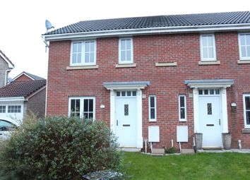 Thumbnail 3 bed semi-detached house to rent in Marine Crescent, Buckshaw Village, Chorley