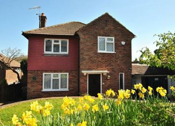 Thumbnail 3 bed detached house for sale in Barnfield Close, Old Coulsdon, Coulsdon