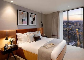 Thumbnail 1 bed flat for sale in One Blackfriars, Southbank