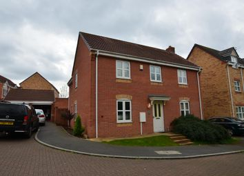 Thumbnail 4 bed detached house to rent in Antringham Close, Hamilton, Leicester