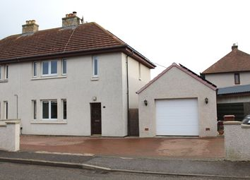 Thumbnail 3 bed semi-detached house for sale in 4 Crown Terrace, Portgordon