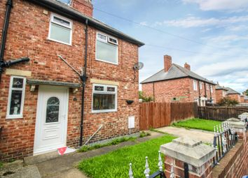 Thumbnail 3 bed semi-detached house for sale in Sycamore Avenue, South Shields, Tyne And Wear