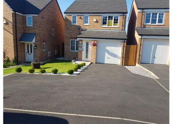 Thumbnail 3 bed detached house for sale in Valehouse Court, Stalybridge