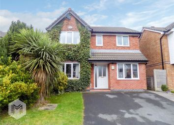 Thumbnail 4 bed detached house for sale in Greenwood Avenue, Horwich, Bolton, Greater Manchester