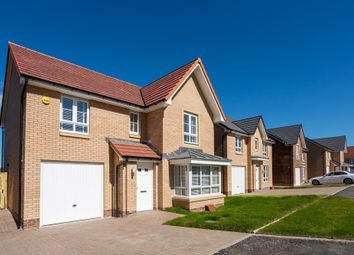 "Thumbnail 4 bed detached house for sale in ""Dunvegan"" at Manse Road, Stonehouse, Larkhall"