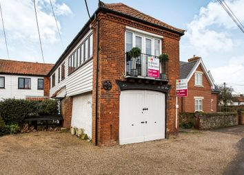 Thumbnail 2 bed town house for sale in White Hart Street, East Harling, Norwich