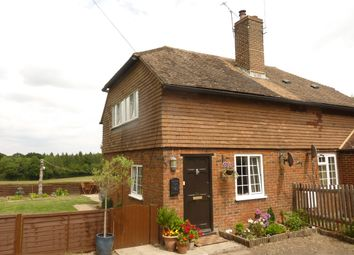 Thumbnail 2 bed semi-detached house for sale in Gatefield Cottages, Rolvenden
