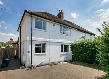 Thumbnail 3 bed semi-detached house for sale in Long Drive, Acton, London