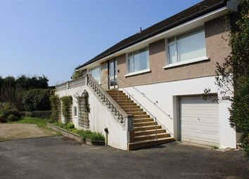 Thumbnail 4 bed detached bungalow for sale in Springburn Close, Stepaside, Narberth
