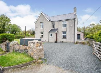Thumbnail 3 bed detached house for sale in Dwyran, Anglesey, North Wales, United Kingdom