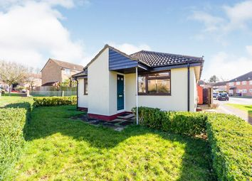 Thumbnail 2 bed detached bungalow for sale in Westell Close, Baldock