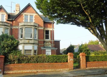 Thumbnail 2 bed flat for sale in Roseberry Place, Penarth