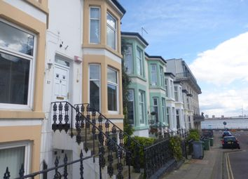 Thumbnail 1 bed flat to rent in Tollemache Street, New Brighton, Wallasey