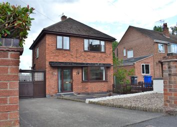 Thumbnail 3 bed detached house for sale in Gresley Road, Ilkeston, Derbyshire