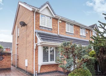 Thumbnail 3 bedroom semi-detached house for sale in Ringley Meadows, Stoneclough, Manchester