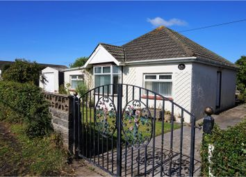 Thumbnail 4 bed detached bungalow for sale in Bosco Lane, Southgate