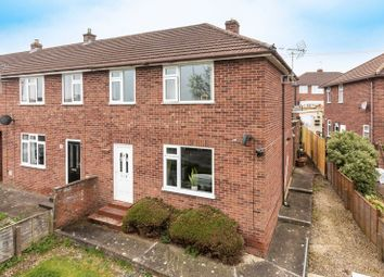 Thumbnail 3 bedroom end terrace house for sale in Tennyson Close, Whitecross, Hereford