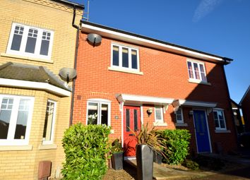 Thumbnail 2 bed terraced house to rent in Bellings Road, Haverhill