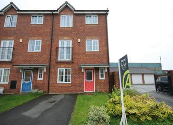 Thumbnail 3 bed end terrace house for sale in Rushton Close, Burtonwood, Warrington