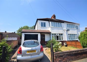 Thumbnail 3 bed semi-detached house for sale in Windermere Road, Wrexham
