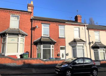 3 bed terraced house for sale in Wharfedale Street, Wednesbury WS10