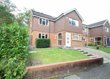Thumbnail 4 bed detached house to rent in Morgan Close, Northwood, Middlesex