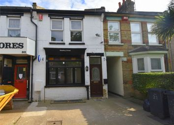 Thumbnail 2 bed terraced house for sale in Reading Street, Broadstairs, Kent