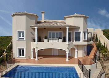 Thumbnail 3 bed villa for sale in Moraira Area (Benitachell), Costa Blanca, Spain