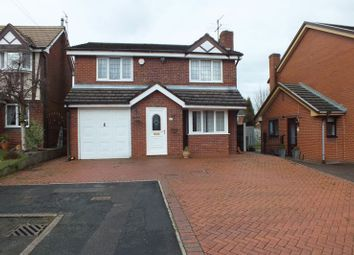 Thumbnail 4 bed detached house for sale in Cartmel Place, Burslem, Stoke-On-Trent