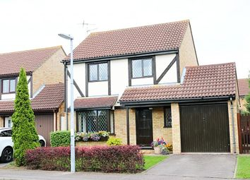 Thumbnail 3 bedroom detached house for sale in Waveney Road, St. Ives, Huntingdon