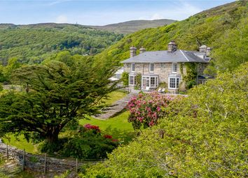 Thumbnail 7 bed detached house for sale in Barmouth