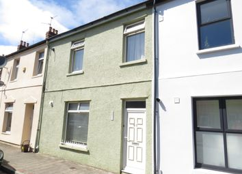 Thumbnail 1 bed property to rent in Elm Street, Roath, Cardiff