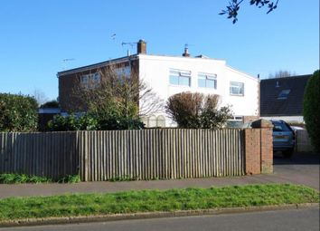 Thumbnail 4 bedroom semi-detached house for sale in Alexandra Avenue, Hayling Island
