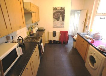 Thumbnail 4 bed terraced house to rent in Lisvane Street, Cathays, Cardiff