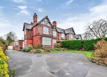 2 bed flat for sale in Park Road, Timperley, Altrincham, Greater Manchester WA14