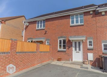 Thumbnail 2 bedroom terraced house for sale in Crossfield Drive, Hindley Green, Wigan, Lancashire